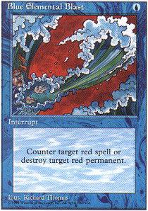Blue Elemental Blast
