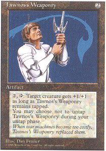 Tawnoss Weaponry