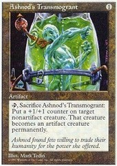 Ashnod's Transmogrant on Channel Fireball