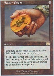 Amber Prison