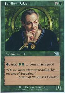 Fyndhorn Elder
