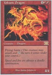 Volcanic Dragon