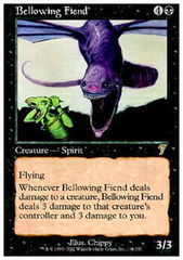 Bellowing Fiend on Channel Fireball