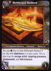 Hellforged Halberd