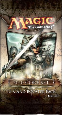 Magic 2010 Core (M10) Booster Pack