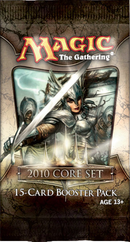 3x Magic 2010 (M10) Booster Pack