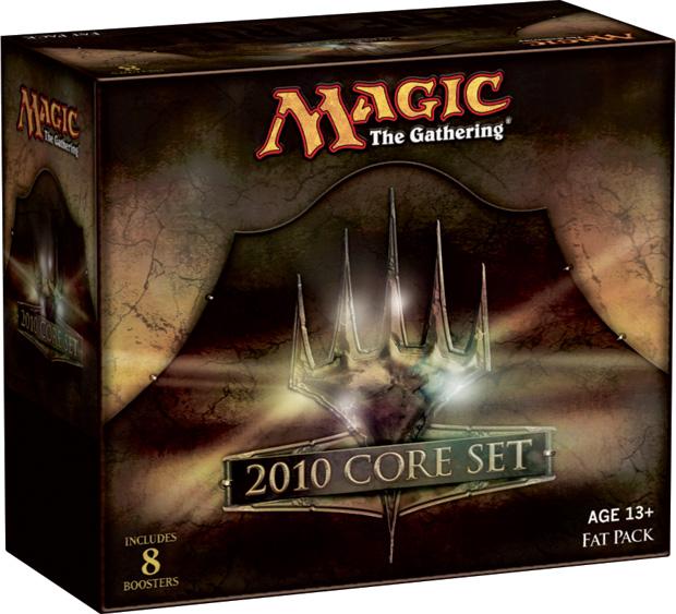 Magic 2010 (M10) Fat Pack