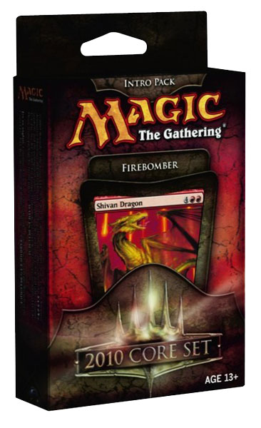 Magic 2010 (M10) Red Intro Pack: Firebomber