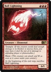 Ball Lightning on Channel Fireball
