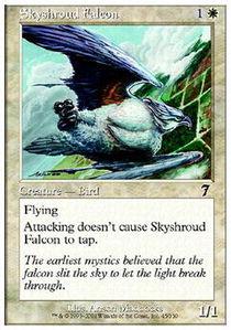 Skyshroud Falcon
