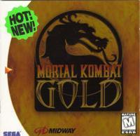 Mortal Kombat Gold Rerelease
