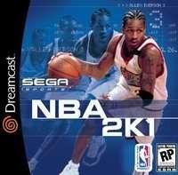 NBA 2K1 Sega Sports