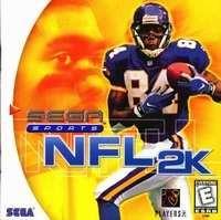 NFL 2K Sega Sports