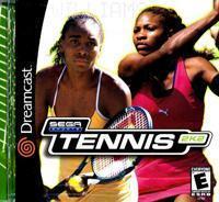 Tennis 2K2 Sega Sports