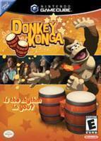 Donkey Konga With Bongos