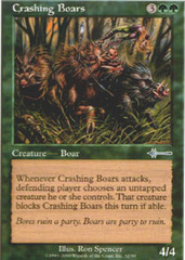 Crashing Boars on Channel Fireball