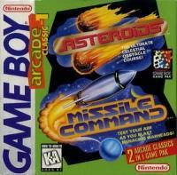 Arcade Classics #1: Asteroids & Missile Command