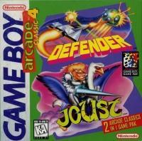 Arcade Classics #4: Defender & Joust