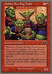 Goblin Bowling Team on Channel Fireball