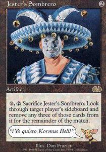 Jesters Sombrero