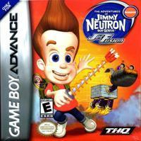 Adventures of Jimmy Neutron: Boy Genius, The: Jet Fusion