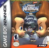 Adventures of Jimmy Neutron: Boy Genius, The: vs. Jimmy Negatron
