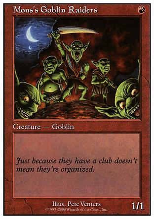 Monss Goblin Raiders