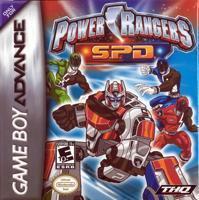 Power Rangers: SPD: Space Patrol Delta