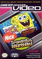 SpongeBob SquarePants: Volume 1 Game Boy Advance Video