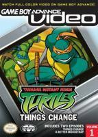 Teenage Mutant Ninja Turtles: Volume 1 Game Boy Advance Video