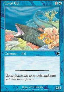 Coral Eel