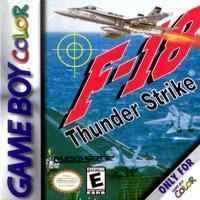 F-18 Thunder Strike