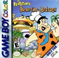 Flintstones, The: BurgerTime in Bedrock