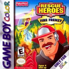 Rescue Heroes: Fire Frenzy