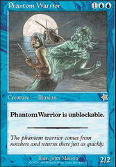 Phantom Warrior