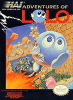 Adventures of Lolo (Nintendo) - NES