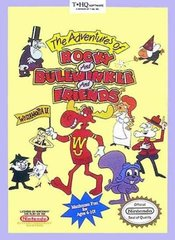 Adventures of Rocky + Bullwinkle and Friends (Nintendo) - NES