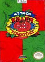 Attack of the Killer Tomatoes (Nintendo) - NES