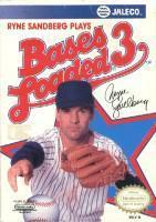 Bases Loaded 3 - Ryne Sandberg Plays (Nintendo) - NES
