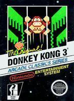 Donkey Kong 3 (Nintendo) - NES