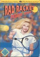 Rad Racket: Deluxe Tennis II Unlicensed