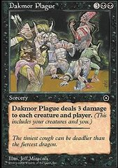 Dakmor Plague on Channel Fireball