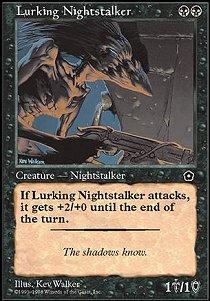 Lurking Nightstalker