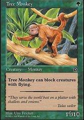 Tree Monkey