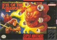 Eye of the Beholder, Advanced Dungeons & Dragons