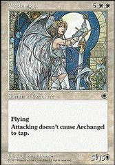 Archangel on Channel Fireball