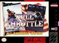 Full Throttle: All-American Racing