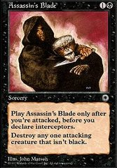 Assassin's Blade on Channel Fireball