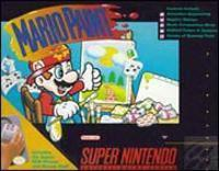 Mario Paint with Mouse