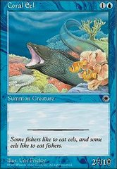 Coral Eel on Channel Fireball